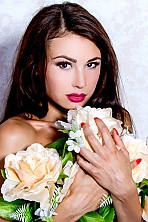Ukrainian girl Valeriya,25 years old with  eyes and  hair.