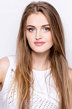 Ukrainian girl Mariya,23 years old with  eyes and  hair.