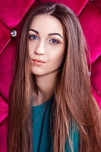Russian girl Karina,20 years old with blue eyes and light brown hair.