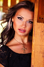 Ukrainian girl Viktoriya,33 years old with brown eyes and light brown hair.