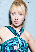 Ukrainian girl Violetta,39 years old with blue eyes and blonde hair.