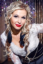 Ukrainian girl Svetlana,37 years old with hazel eyes and blonde hair.