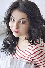 Ukrainian girl Elizaveta,26 years old with hazel eyes and dark brown hair.