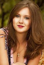 Ukrainian girl Nadezhda,25 years old with grey eyes and auburn hair.