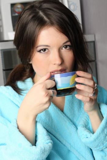 Ukrainian girl Viktoria,28 years old with brown eyes and dark brown hair.