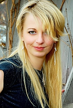 Ukrainian girl Elena ,27 years old with green eyes and blonde hair.