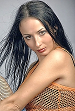 Ukrainian girl Marina,35 years old with brown eyes and black hair.