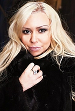 Ukrainian girl Victoria,33 years old with hazel eyes and blonde hair.