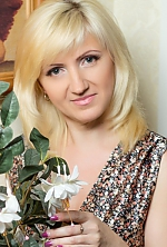 Ukrainian girl Irina,42 years old with hazel eyes and blonde hair.