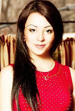 Ukrainian girl Kate,25 years old with hazel eyes and dark brown hair.