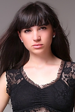 Ukrainian girl Ekaterina,28 years old with brown eyes and dark brown hair.
