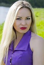 Ukrainian girl Nataliya,35 years old with  eyes and  hair.