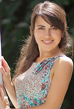 Ukrainian girl Victoria,29 years old with brown eyes and black hair.