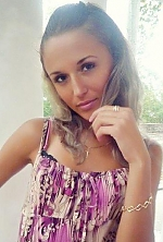 Ukrainian girl Kristina,32 years old with brown eyes and light brown hair.
