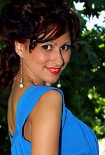 Ukrainian girl Anzhela,27 years old with hazel eyes and dark brown hair.