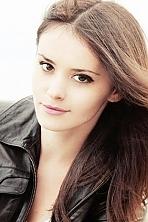 Ukrainian girl Juliya,26 years old with hazel eyes and dark brown hair.