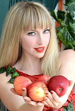 Ukrainian girl Alena,36 years old with  eyes and  hair.