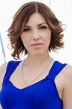 Ukrainian girl Natalia,33 years old with  eyes and  hair.