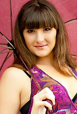 Ukrainian girl Juliya,33 years old with brown eyes and dark brown hair.