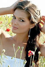 Ukrainian girl Viktoria,31 years old with black eyes and black hair.