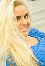 Belarusian girl Viktoria,25 years old with blue eyes and blonde hair.
