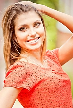 Ukrainian girl Elena,26 years old with brown eyes and light brown hair.