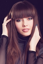 Ukrainian girl Olga,27 years old with blue eyes and light brown hair.