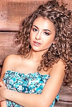 Ukrainian girl Alexandra,26 years old with brown eyes and dark brown hair.