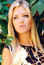 Ukrainian girl Tanya,24 years old with green eyes and blonde hair.