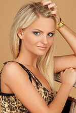 Ukrainian girl Violetta,22 years old with blue eyes and blonde hair.