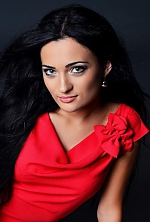 Ukrainian girl Natalia,23 years old with blue eyes and black hair.