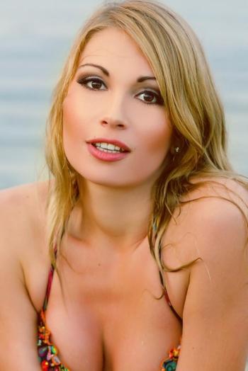 Ukrainian girl Catherine,28 years old with hazel eyes and blonde hair.