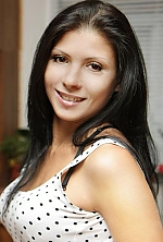 Ukrainian girl Julia,30 years old with black eyes and black hair.