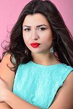 Ukrainian girl Darya,29 years old with brown eyes and black hair.