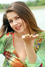 Ukrainian girl Viktoriya,27 years old with  eyes and  hair.