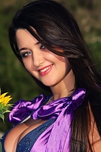 Ukrainian girl Ekaterina,29 years old with blue eyes and light brown hair.