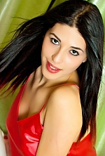 Ukrainian girl Aleksandra,25 years old with black eyes and black hair.