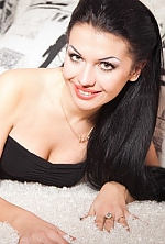 Ukrainian girl Liliya,27 years old with brown eyes and black hair.