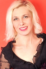 Ukrainian girl Svetlana,54 years old with grey eyes and blonde hair.