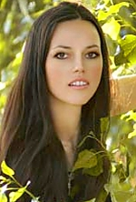Ukrainian girl Alina,32 years old with brown eyes and dark brown hair.