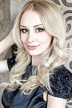 Ukrainian girl Margaret,22 years old with brown eyes and blonde hair.