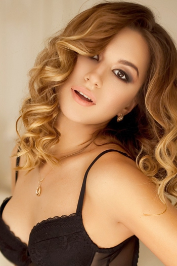 Ukrainian girl Olga,25 years old with  eyes and  hair.