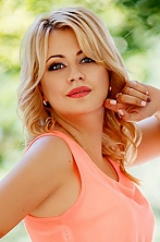 Ukrainian girl Irina,29 years old with blue eyes and blonde hair.