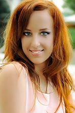 Ukrainian girl Tatiana,28 years old with blue eyes and dark brown hair.