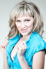 Ukrainian girl Viktoria,40 years old with  eyes and  hair.