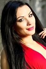 Ukrainian girl Olga,29 years old with brown eyes and dark brown hair.