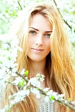 Ukrainian girl Mariya,22 years old with blue eyes and blonde hair.