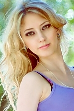 Ukrainian girl Lolita,27 years old with green eyes and blonde hair.