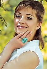 Ukrainian girl Svetlana,43 years old with brown eyes and blonde hair.