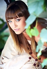 Ukrainian girl Alla,28 years old with grey eyes and blonde hair.